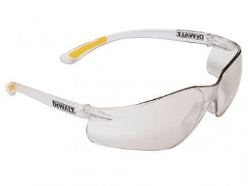 Contractor Pro ToughCoat Safety Glasses - Inside/Outside
